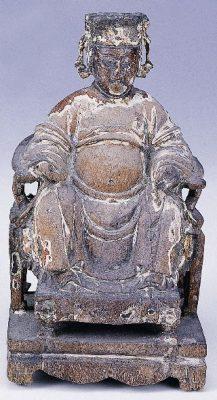 神像:媽祖